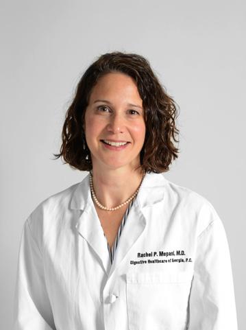 Dr. Rachel Mepani, Gastroenterologist
